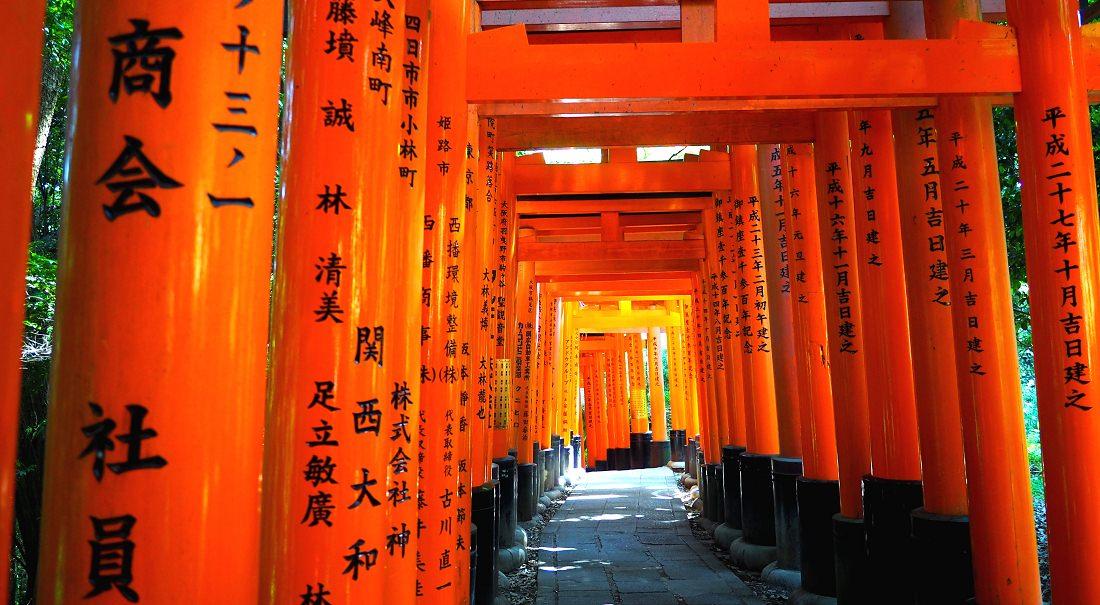 京都伏見稻荷