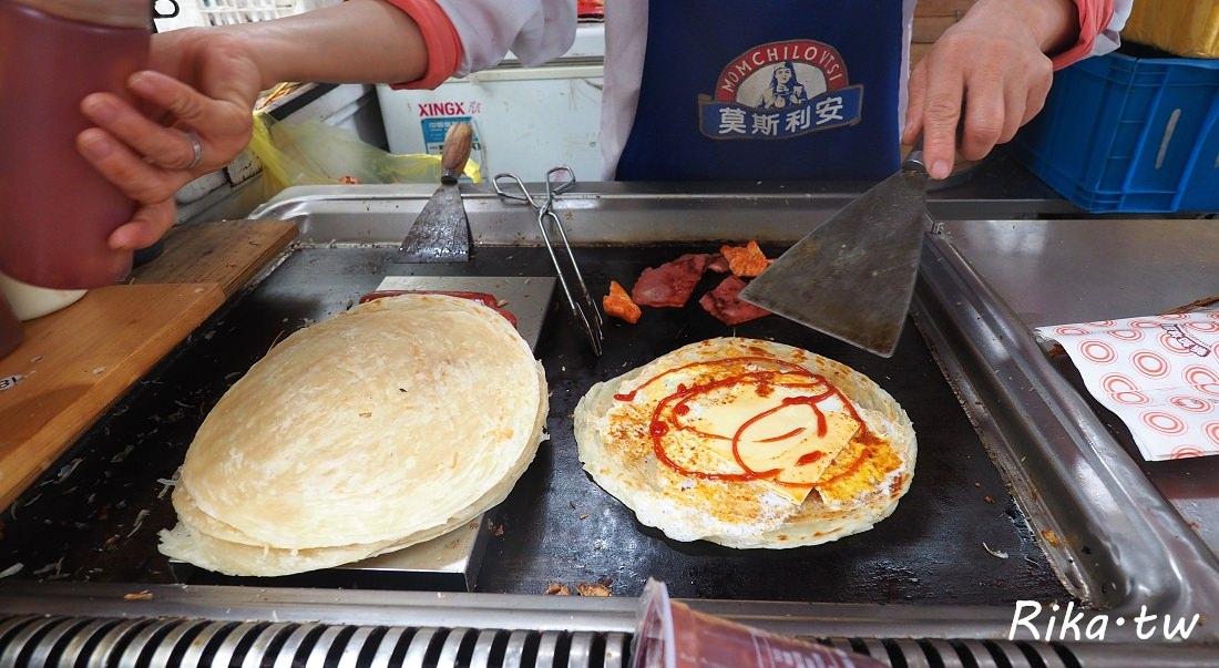 上海早餐蛋餅