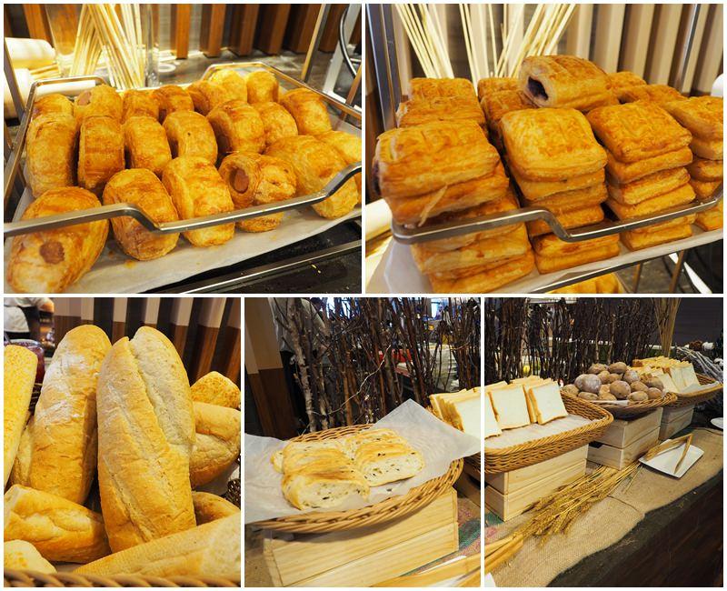 凱達飯店早餐