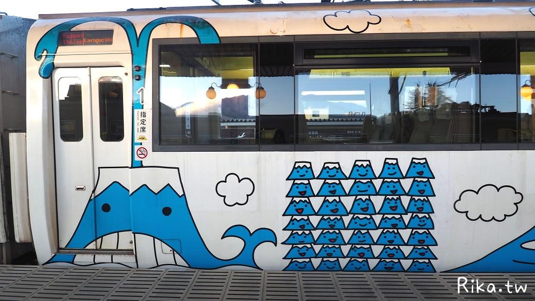 Fujisan Express河口湖富士山