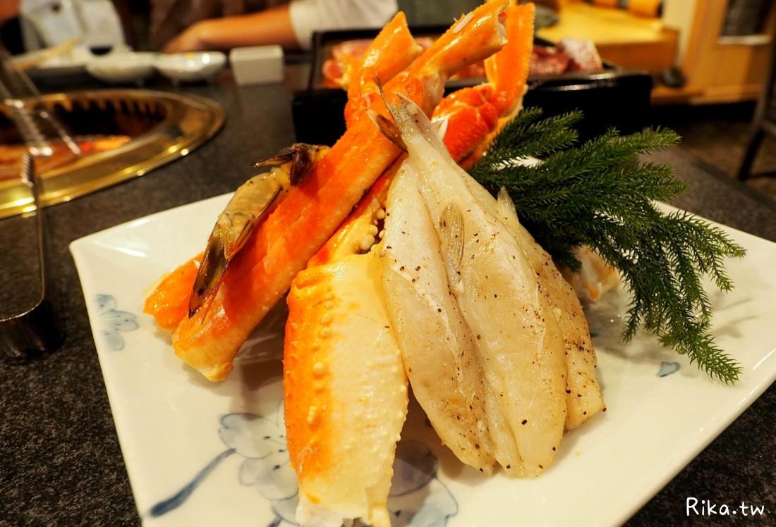 東京新宿燒肉美食 六歌仙Rokkosen