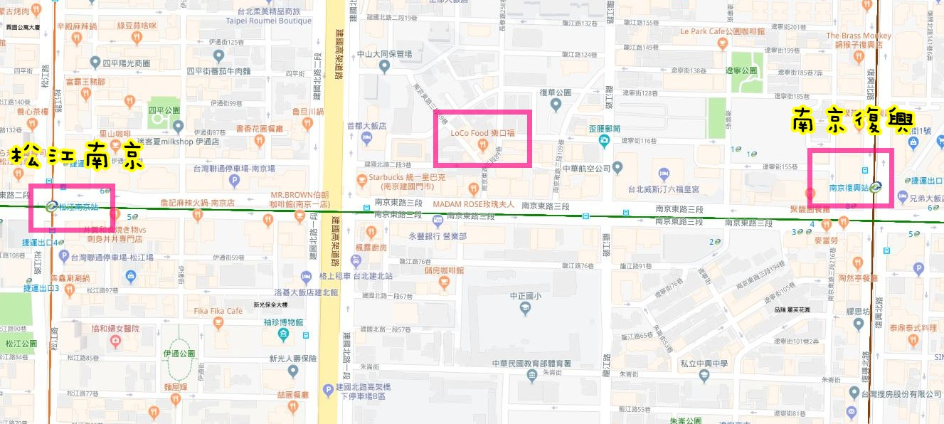 LoCo Food 樂口福捷運