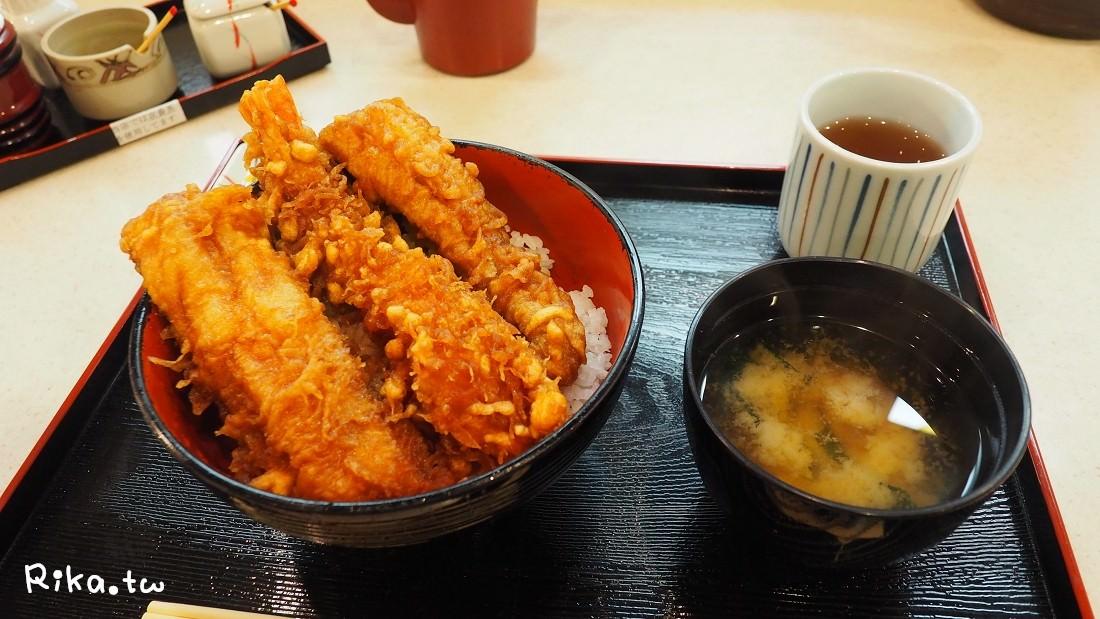 京都祇園美食 |  天周天婦羅 中午吃才划算!! 午餐菜單穴子/海老天婦羅