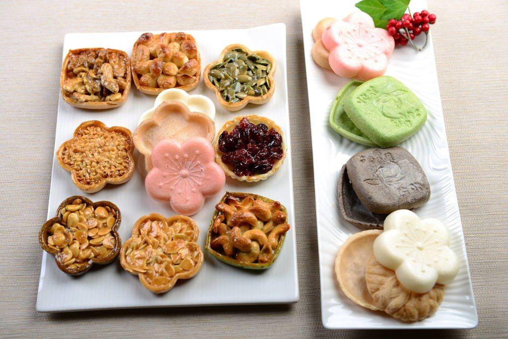 【食記*台北】九十年日式甜點老店 台北堂摩納卡餅 日本皇室御用點心