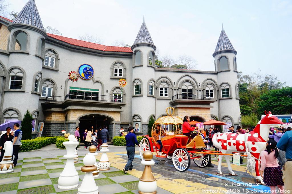 【遊記*南投】埔里 大黑松小倆口的童話之地 元首館
