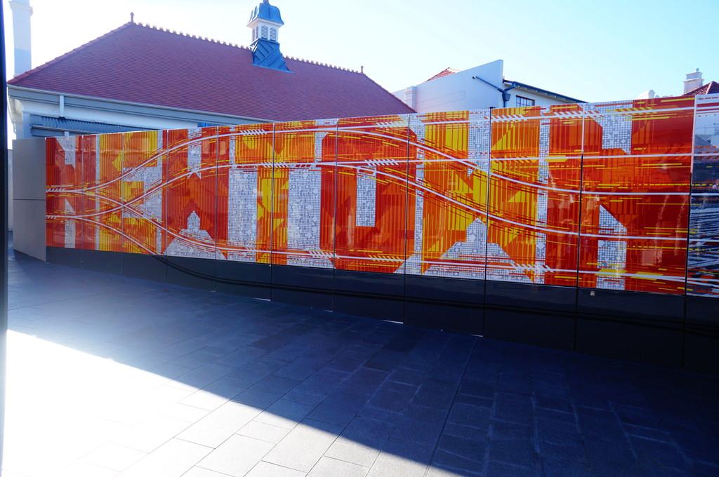 【Sydney*雪梨】火車旅行 – 設計師與文藝復興的Newtwon